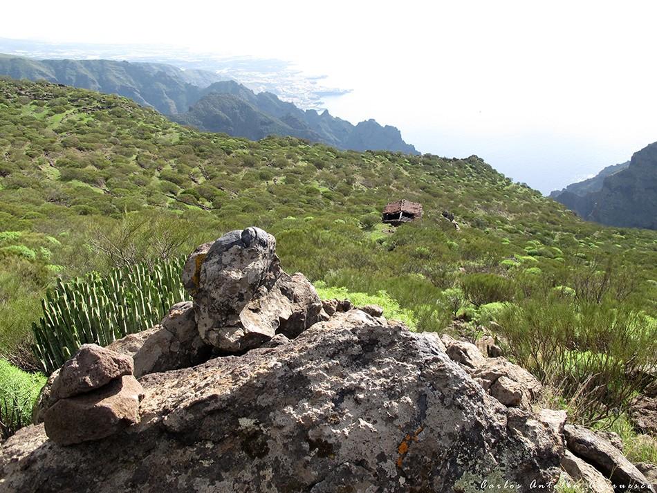 El Camino de Guergues - Teno - Tenerife