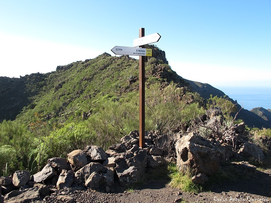 Montaña de Guama - Barranco Seco - Tenerife