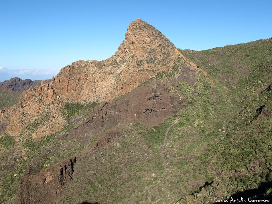 Barranco Seco - Risco Blanco - Tenerife