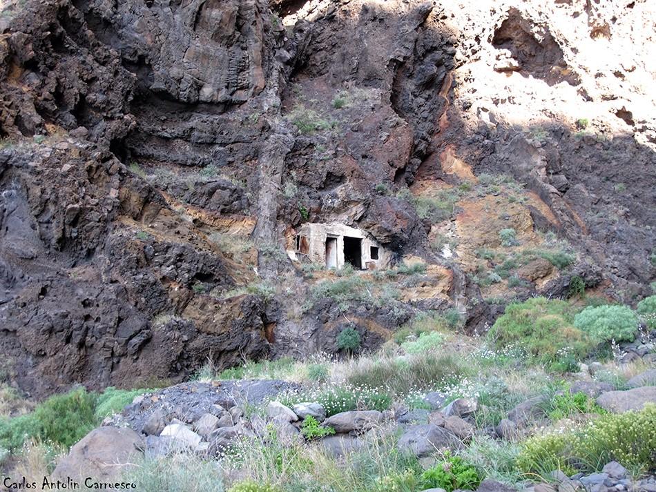 Barranco Seco - Parque Rural de Teno - Los Gigantes - Tenerife