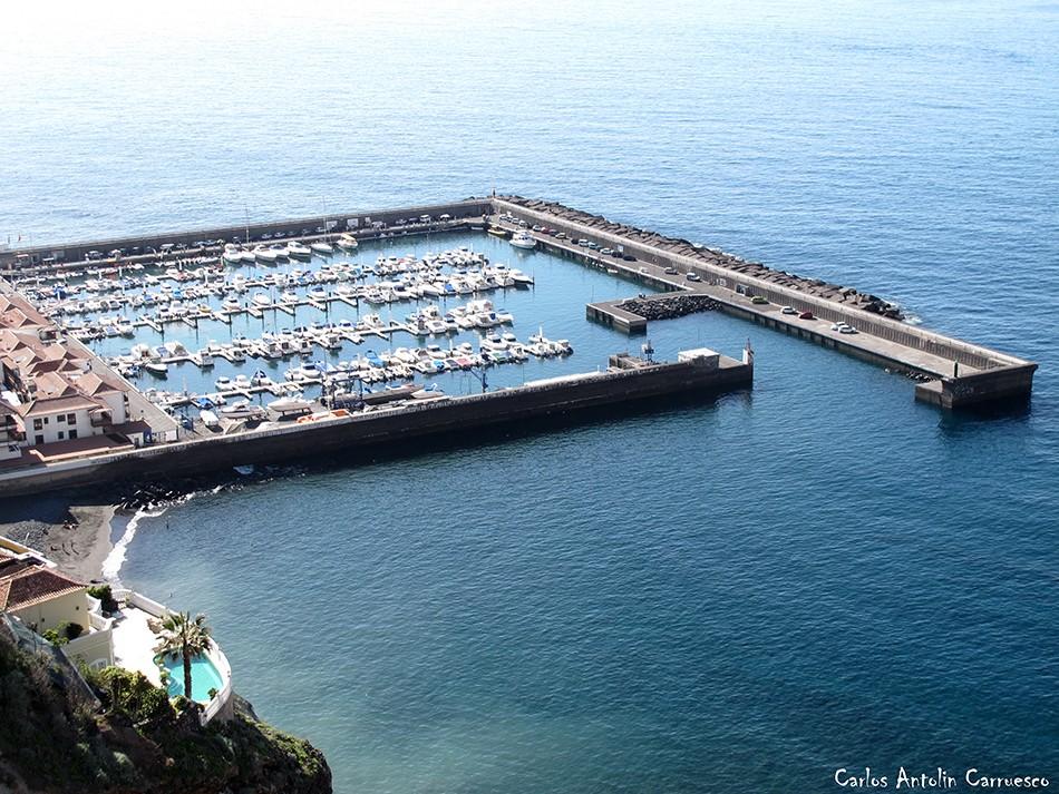 Puerto deportivo de Los Gigantes - Puerto de Santiago