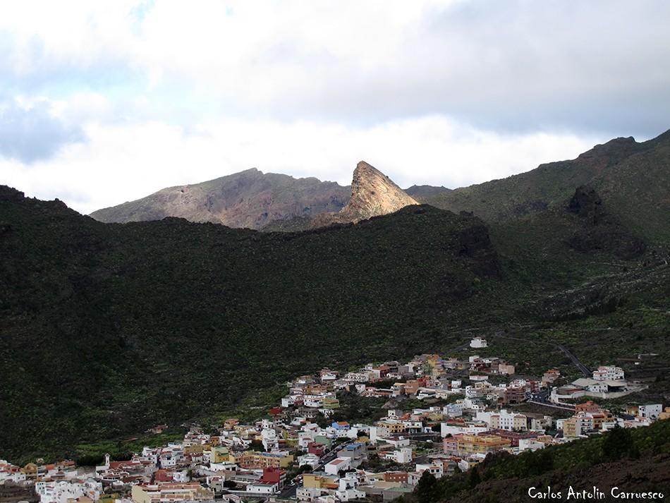 Tamaimo - Risco Blanco - Teno - Tenerife