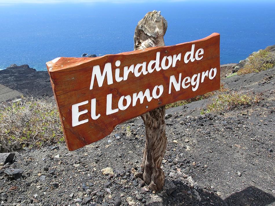 Mirador de El Lomo Negro - El Hierro