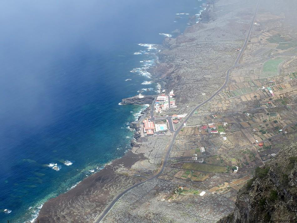 La Dehesa - Mirador de Bascos - El Hierro - el golfo