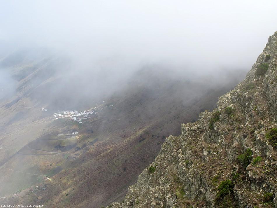 La Dehesa - Mirador de Bascos - El Hierro - sabinosa