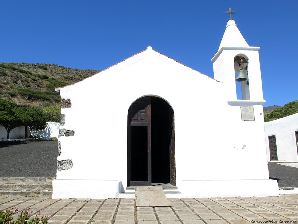 La Dehesa - Ermita Virgen de Los Reyes - El Hierro