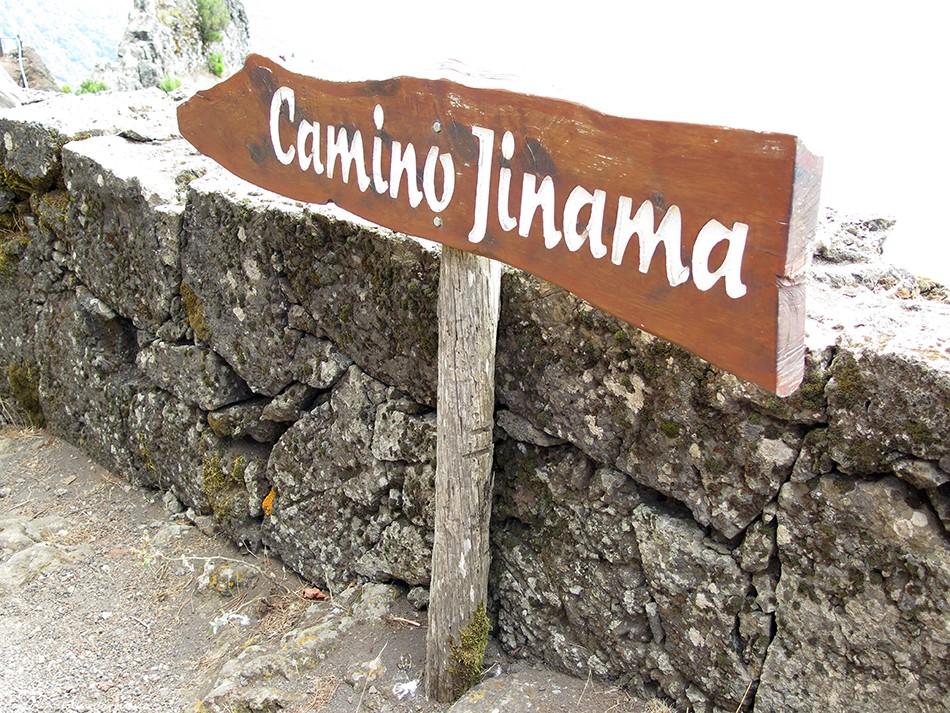 Camino de Jinama - El Hierro