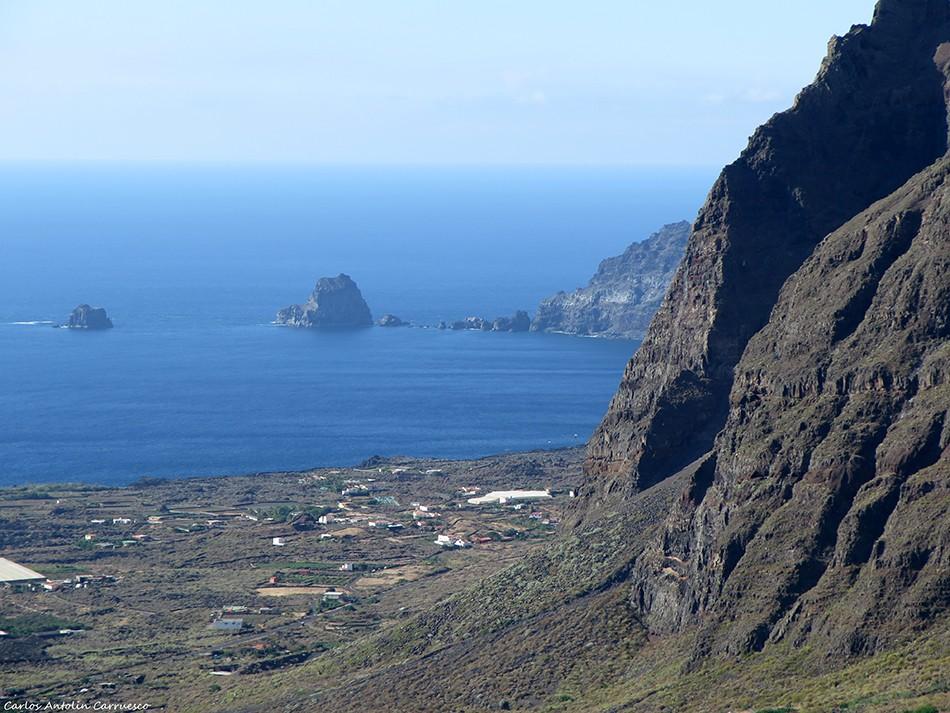 Camino de Jinama - Roques de Salmor - El Hierro