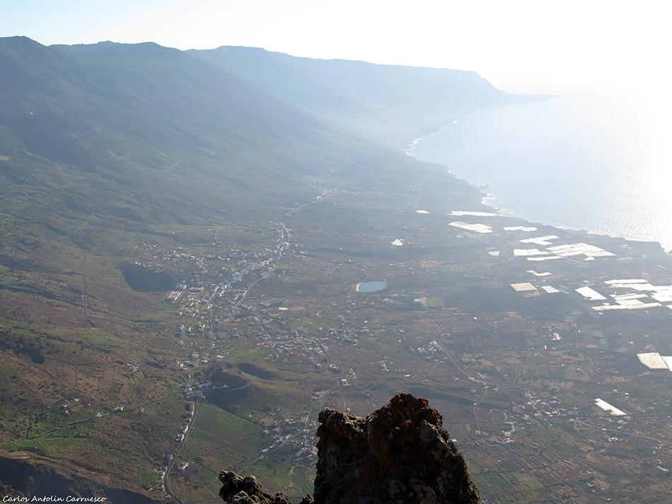 Mirador de Jinama - El Hierro - el golfo