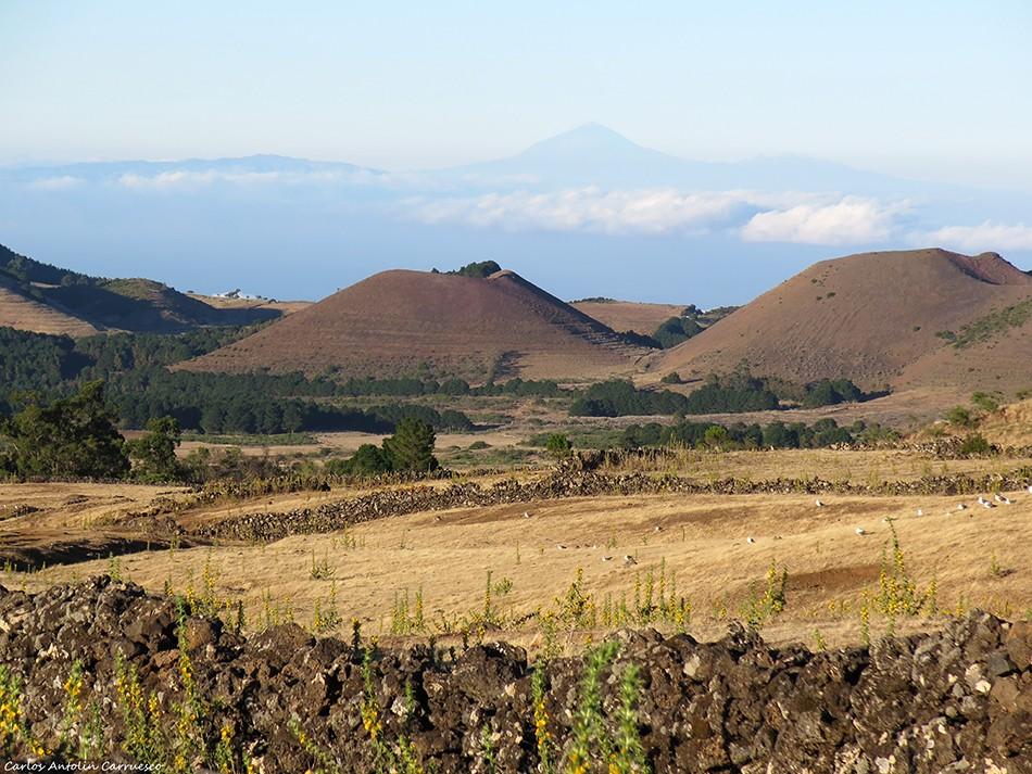islas de La Palma y Tenerife - El Hierro