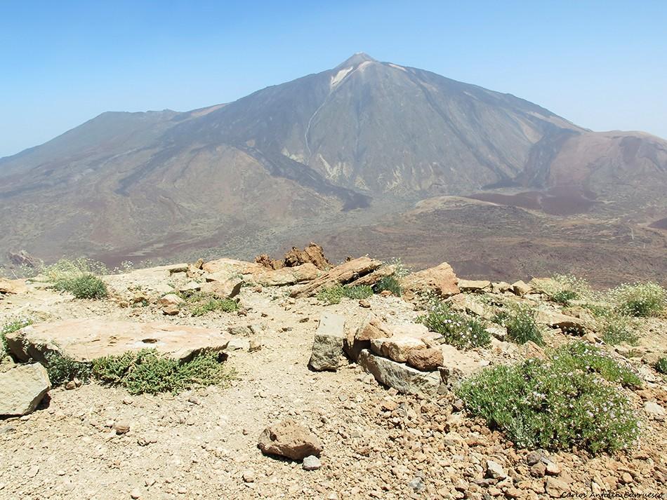 Parque Nacional del Teide - Alto del Guajara (2.715 metros) - Tenerife