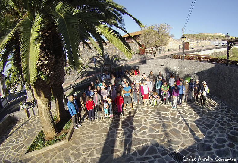 San Miguel de Abona - El Capitán - Tenerife