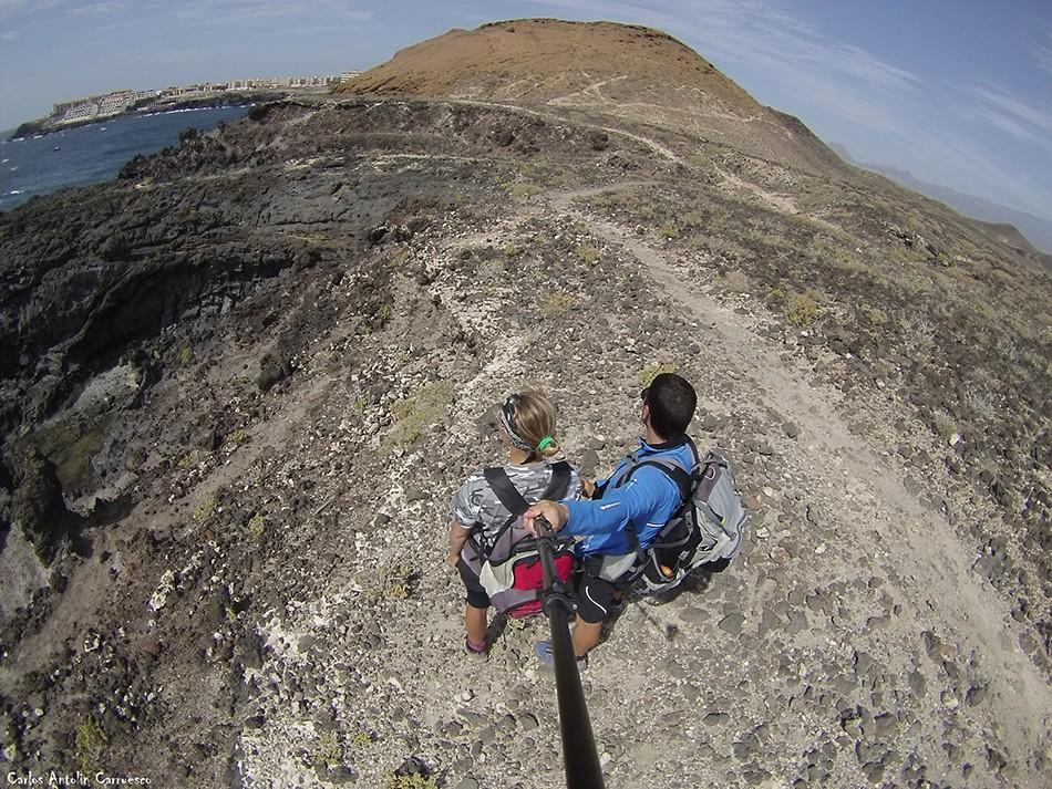 Montaña Amarilla - Tenerife