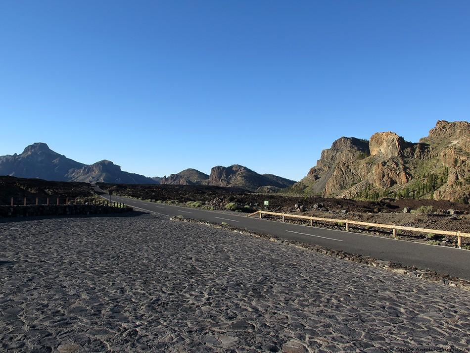 Mirador de Chío - Parque Nacional del Teide - Tenerife