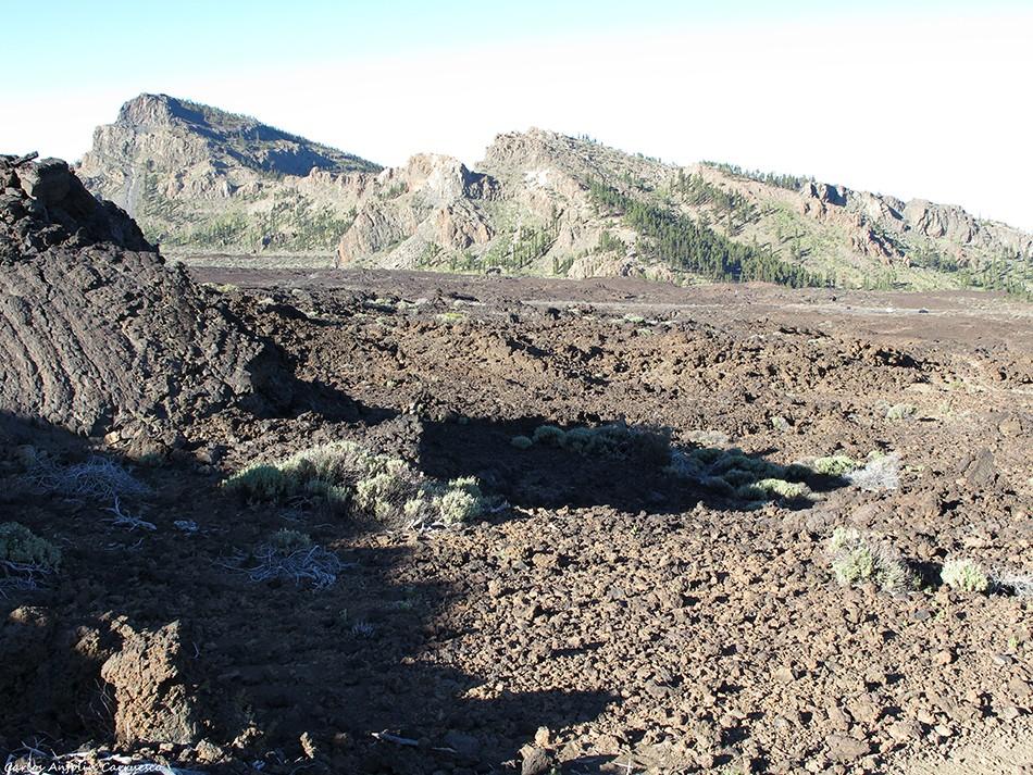 Los Quemados - Parque Nacional del Teide - Tenerife