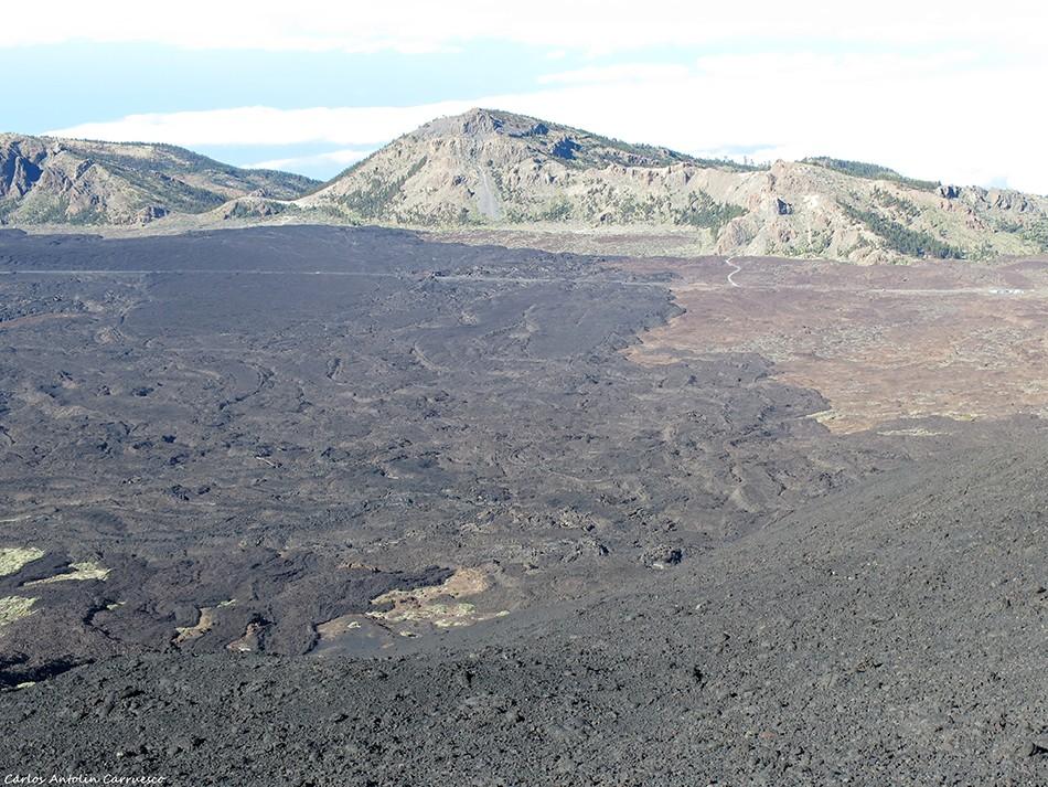 Los Quemados - Parque Nacional del Teide - Tenerife - las narices del teide