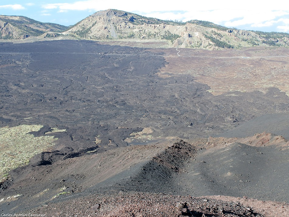 Las Narices del Teide - Parque Nacional del Teide - Tenerife