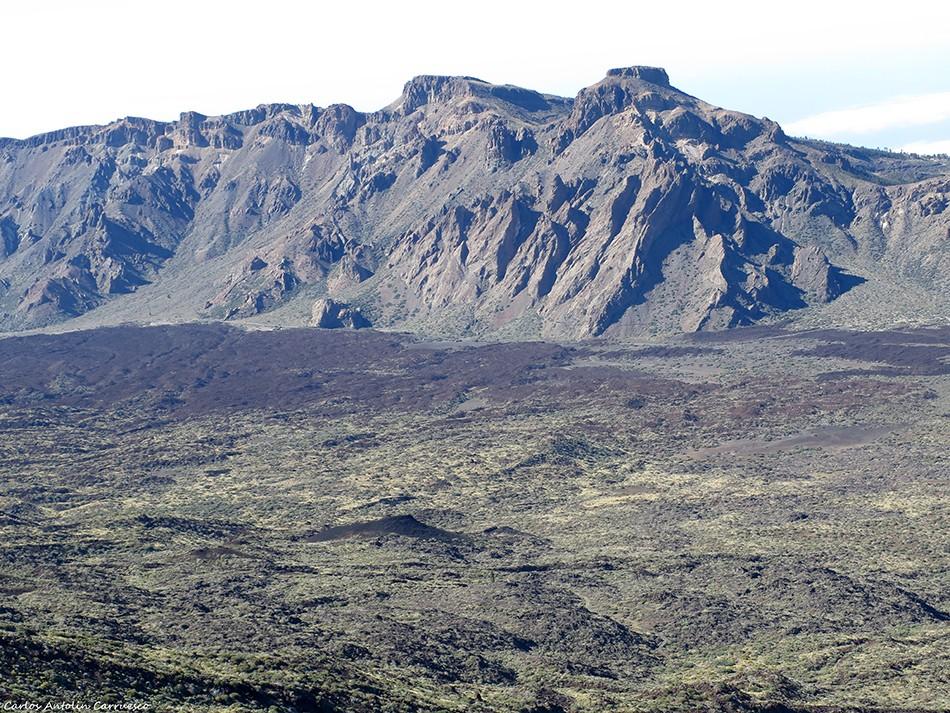 Las Narices del Teide - Parque Nacional del Teide - Tenerife - Los Quemados - Las Cumbres de Ucanca