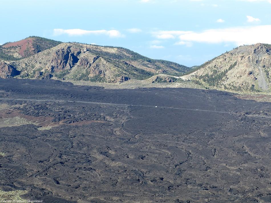 Las Narices del Teide - Parque Nacional del Teide - Tenerife - Los Quemados