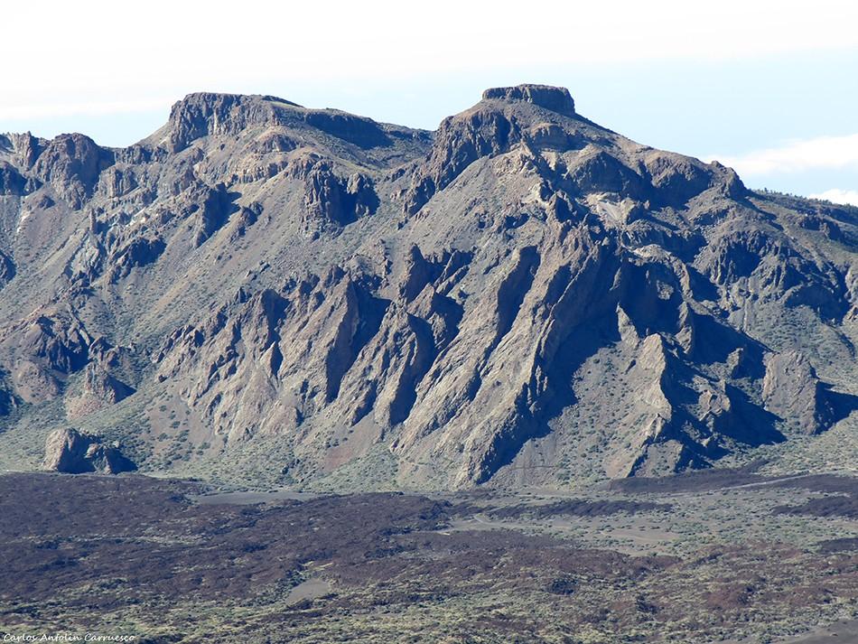 Las Narices del Teide - Parque Nacional del Teide - Tenerife - el sombrerito