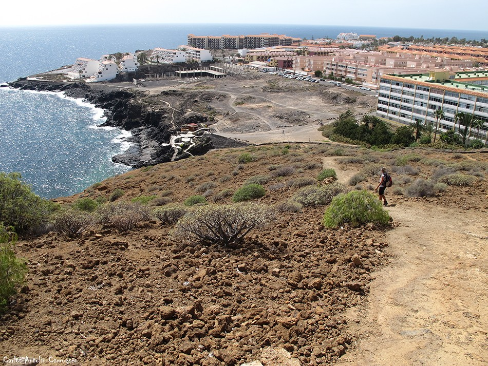 Montaña Amarilla - Ten-Bel - Tenerife