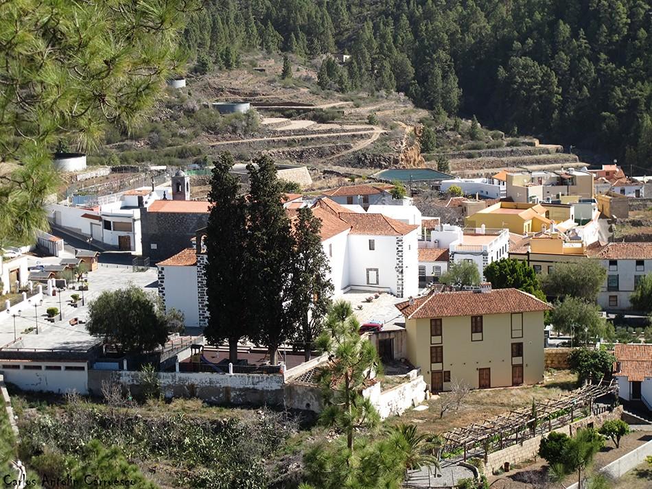 Vilaflor - GR131 - Tenerife