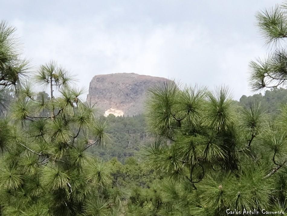 Vilaflor - GR131 - Tenerife - El Sombrerito - Cumbres de Ucanca