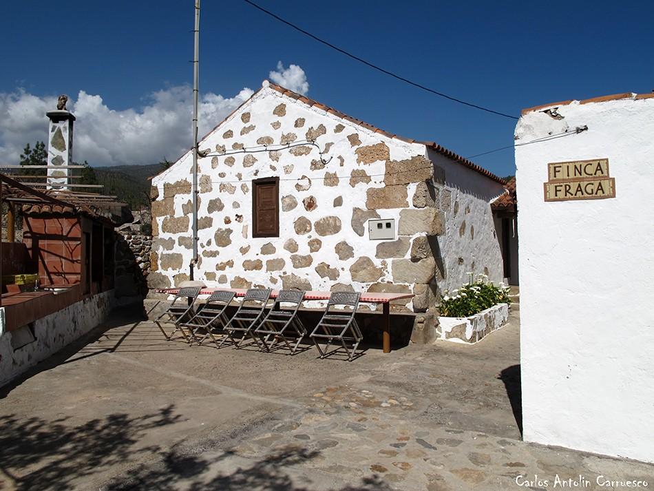 Ifonche - Roque Imoque - GR131