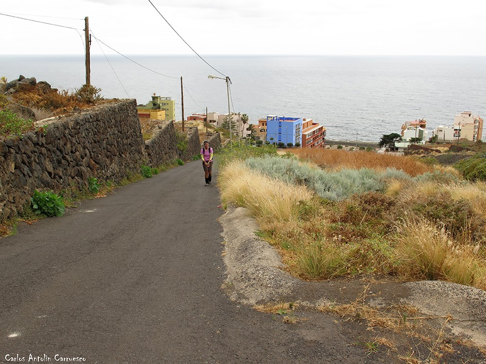 Bajamar - Camino Isogue - Tenerife