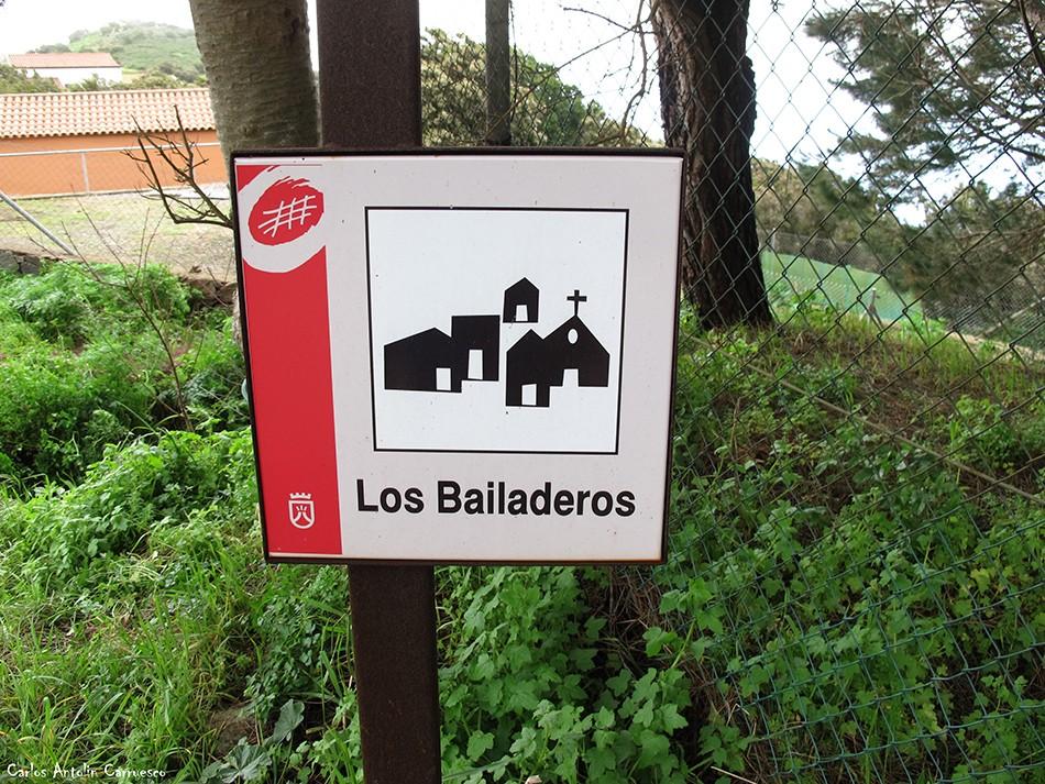Callejón de Teno - Tenerife - los bailaderos - teno alto