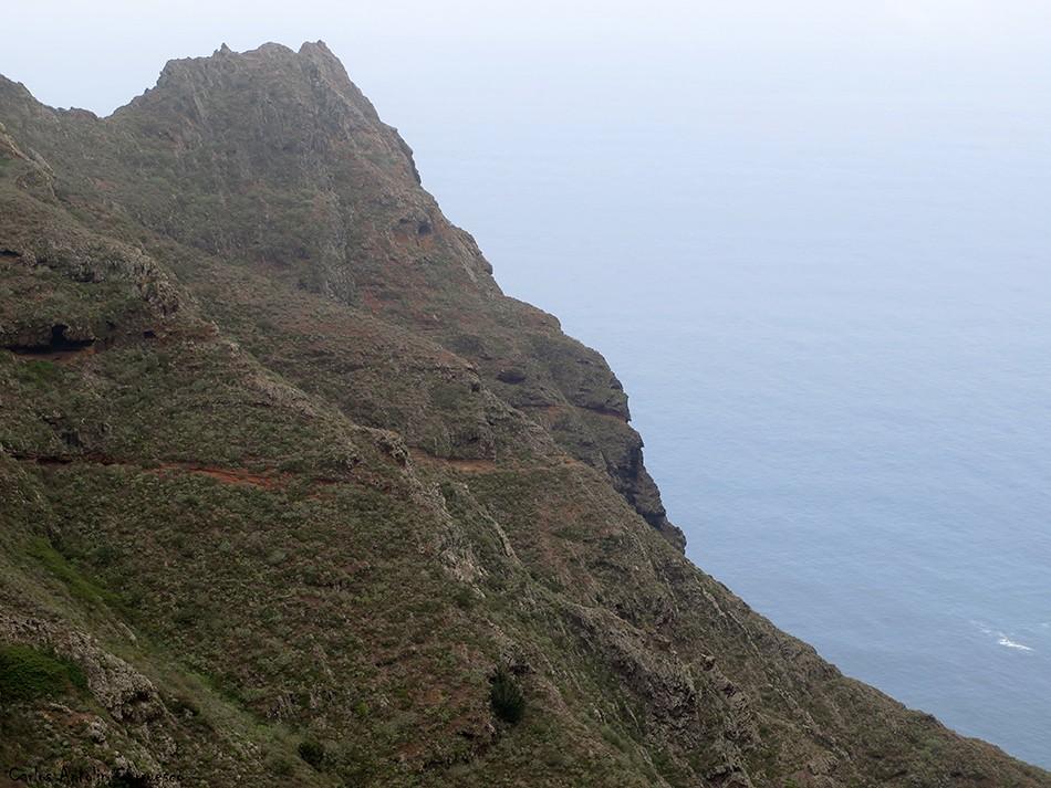 La Angostura - Anaga - Tenerife - veta de los guirres