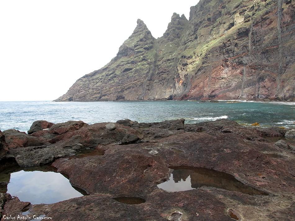 Punta de Adar - Anaga - Tenerife - picacho de magín
