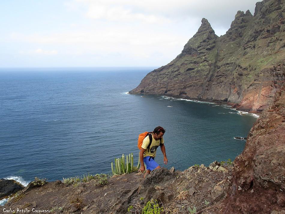 Picacho de Magín - Anaga - Tenerife