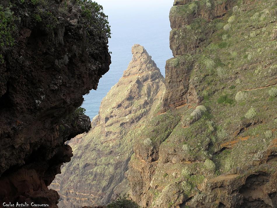 La Angostura - Anaga - Tenerife - picacho de magín