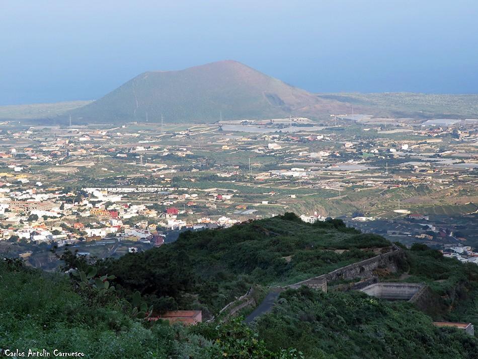Montaña Grande - Güimar - Tenerife