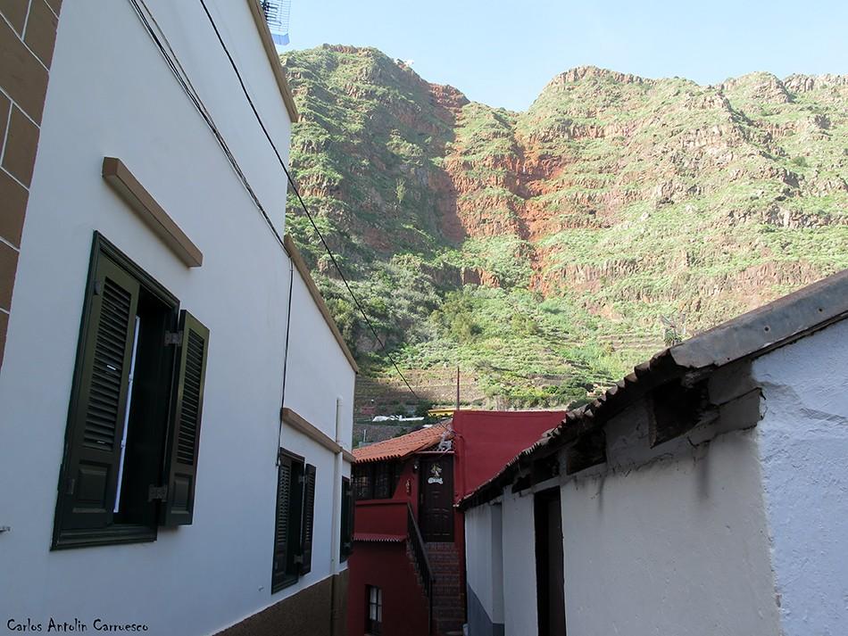 Agulo - Mirador de Abrante - La Gomera