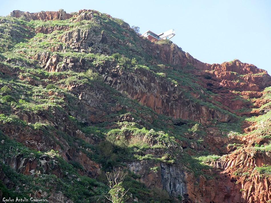Sendero camino de Los Pasos - Agulo - La Gomera - mirador de abrante