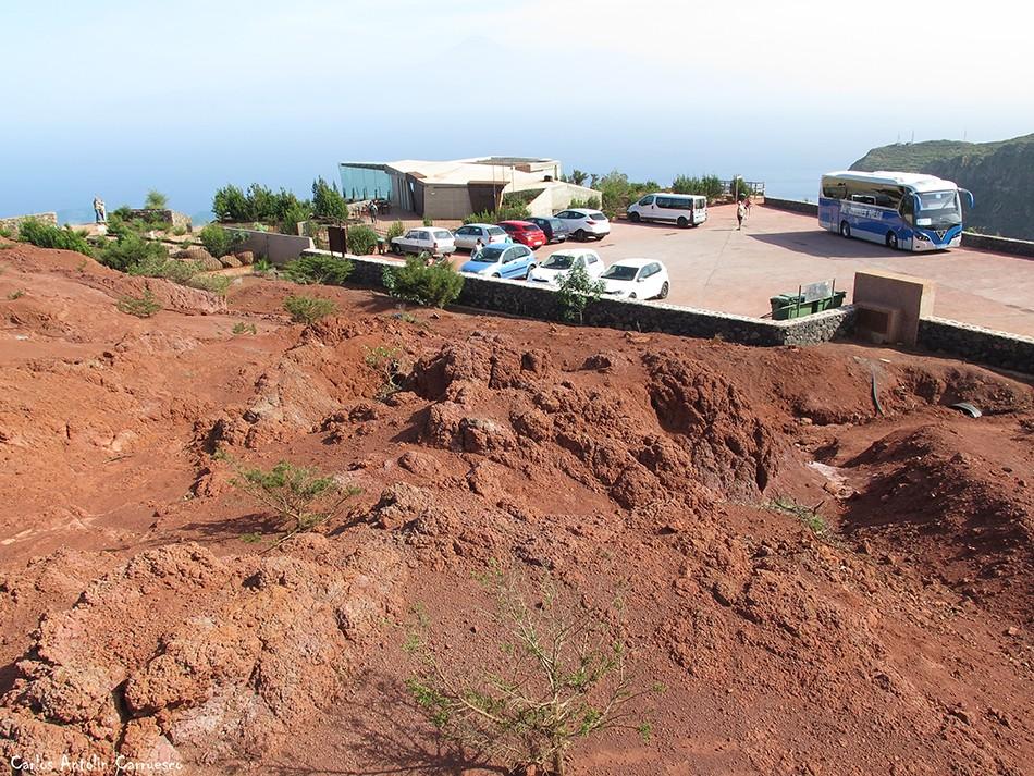 Mirador de Abrante - Agulo - La Gomera