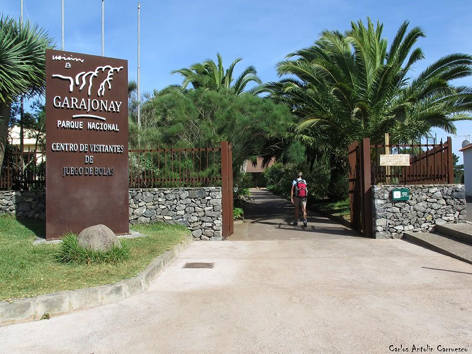 Centro de visitantes de Juego de Bolas - La Gomera