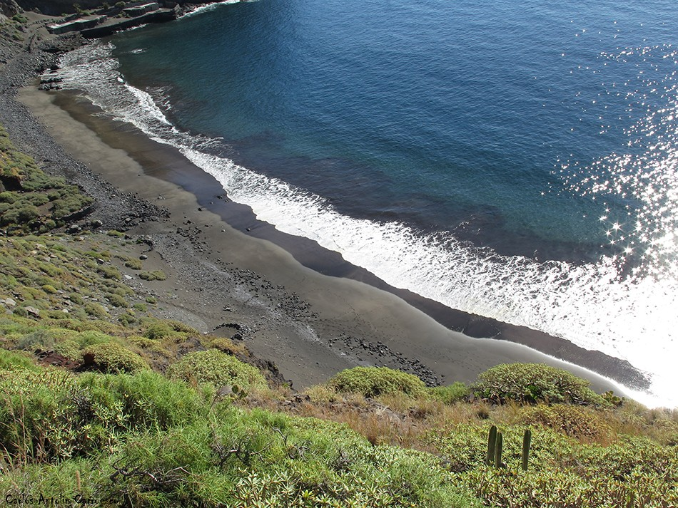 Antequera - Anaga - Tenerife - playa de antequera