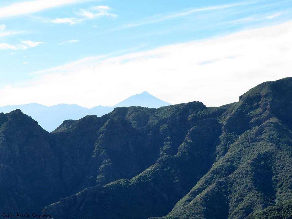 antequera - Anaga - Tenerife - teide