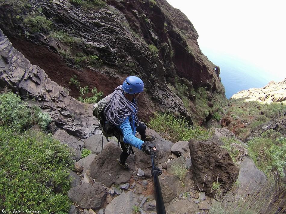 Los Poleos - Parque Rural de Teno - Tenerife