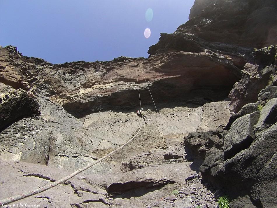 Los Poleos - Los Gigantes - Tenerife
