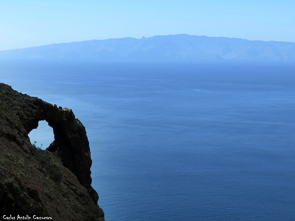 Los Poleos - Teno - Tenerife - la gomera