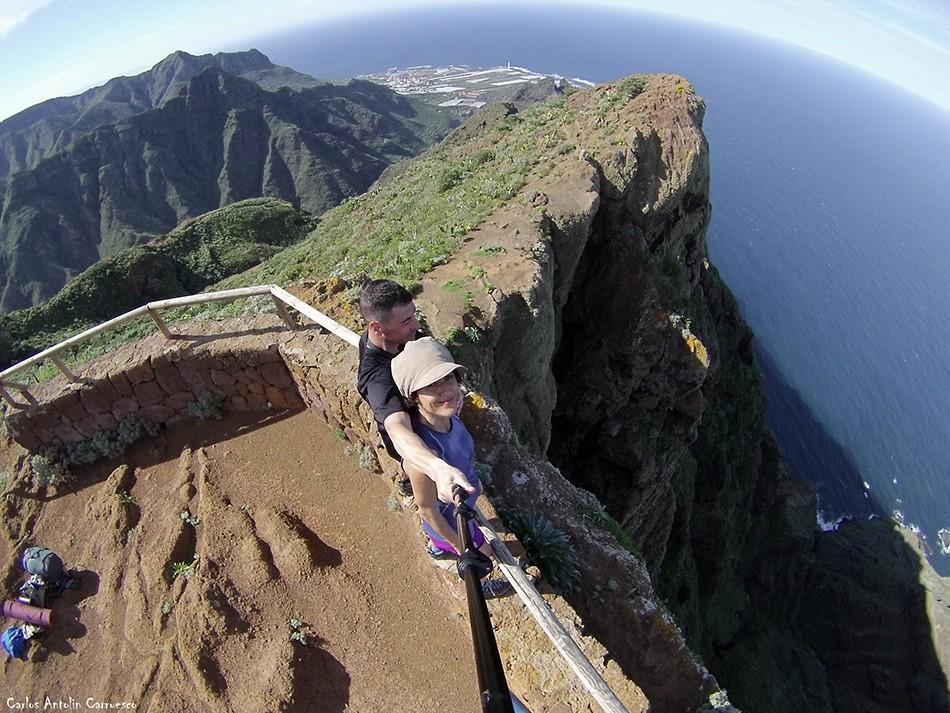 Aguaide - Chinamada - Tenerife - punta del hidalgo