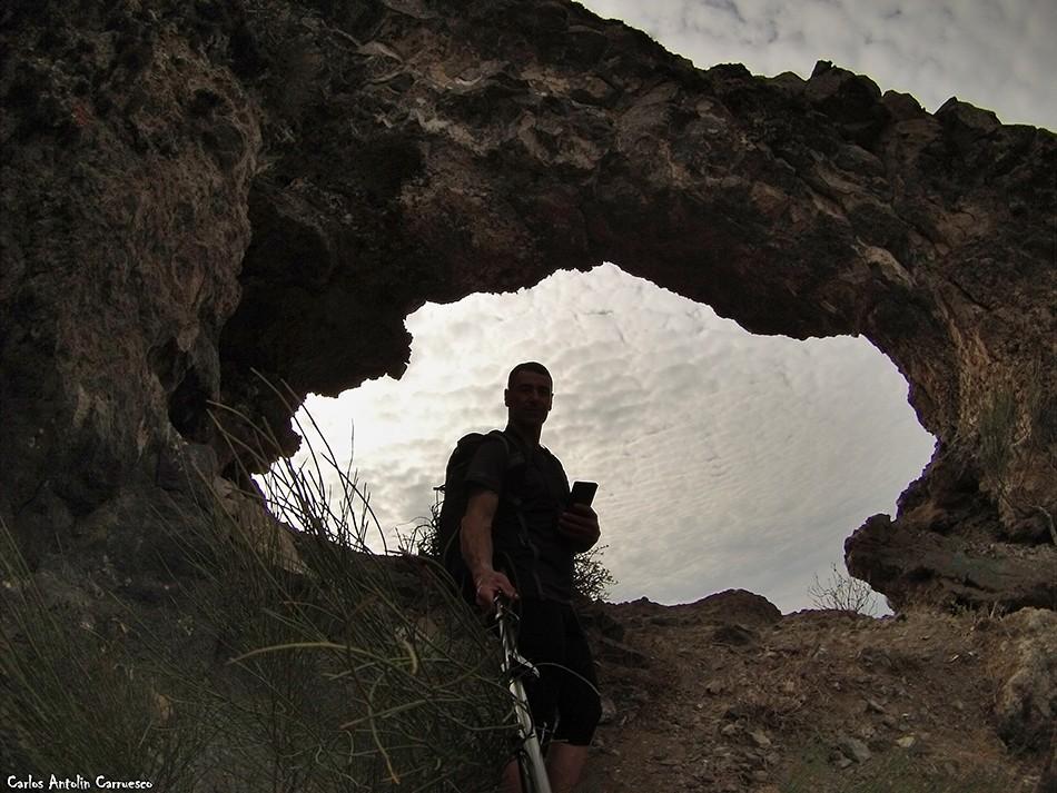Los Gigantes - El Bujero - Tenerife - Parque Rural de Teno
