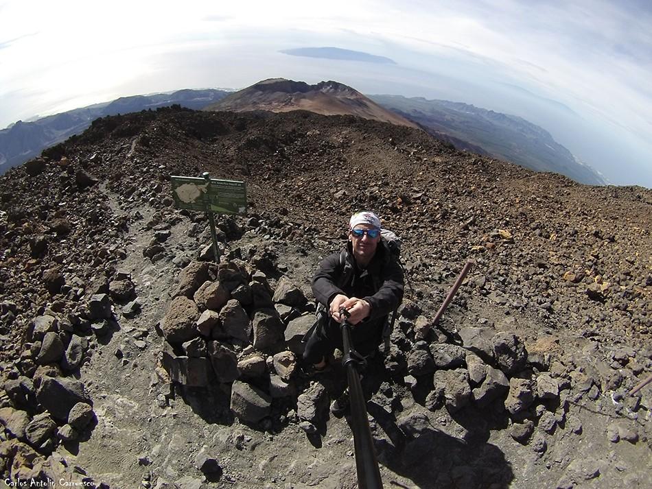 Mirador de Pico Viejo - Pico Viejo - Parque Nacional del Teide - Tenerife