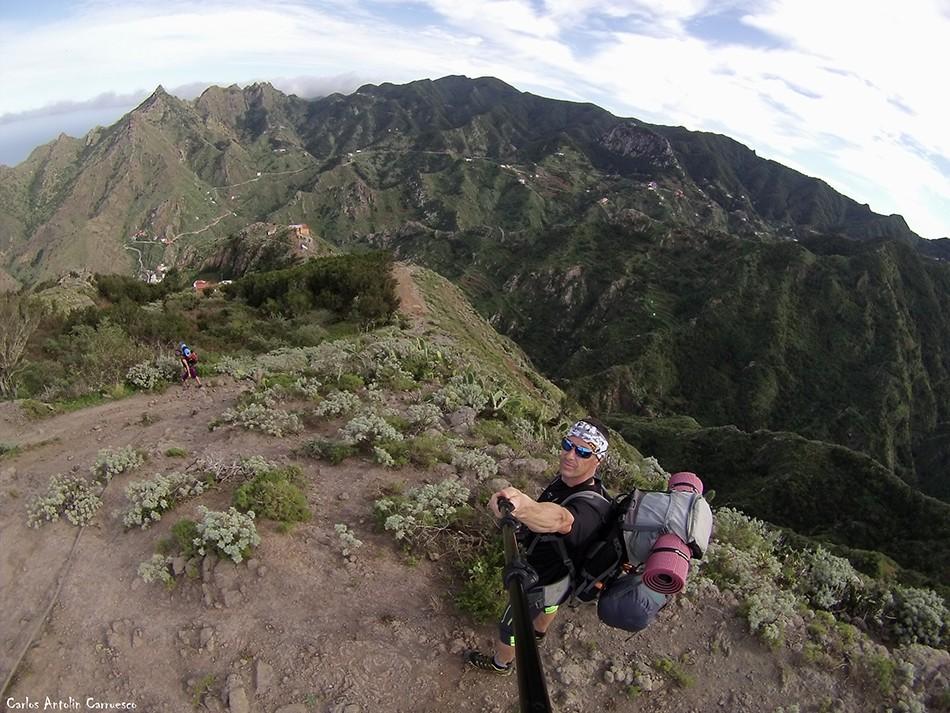 Parque Rural de Anaga - Tenerife - Lomo Centeno - Afur