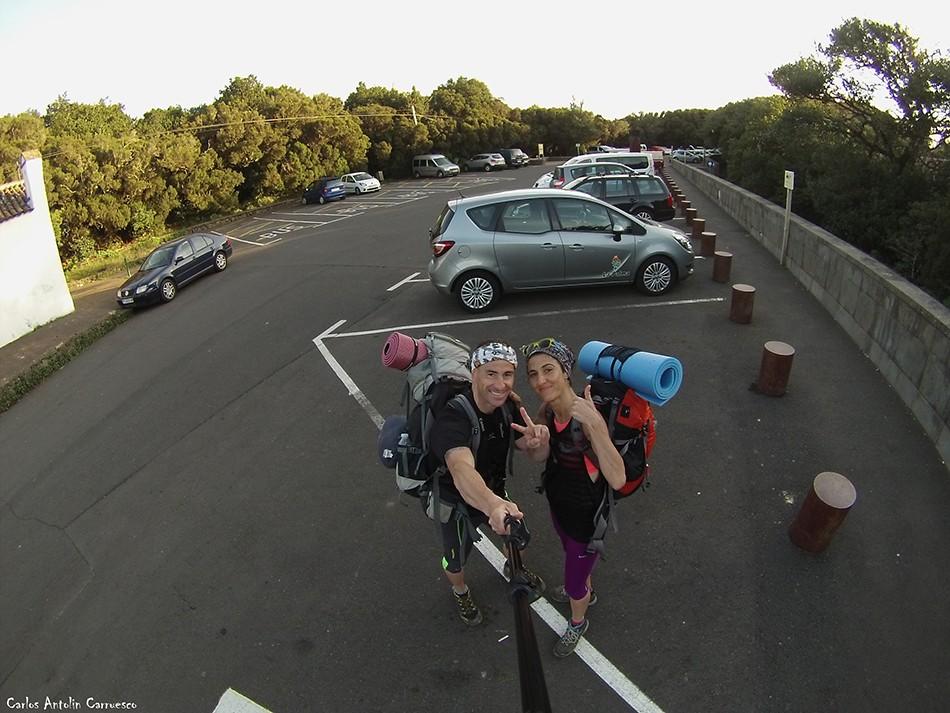 Cruz del Carmen - Anaga - Tenerife - monte de las mercedes