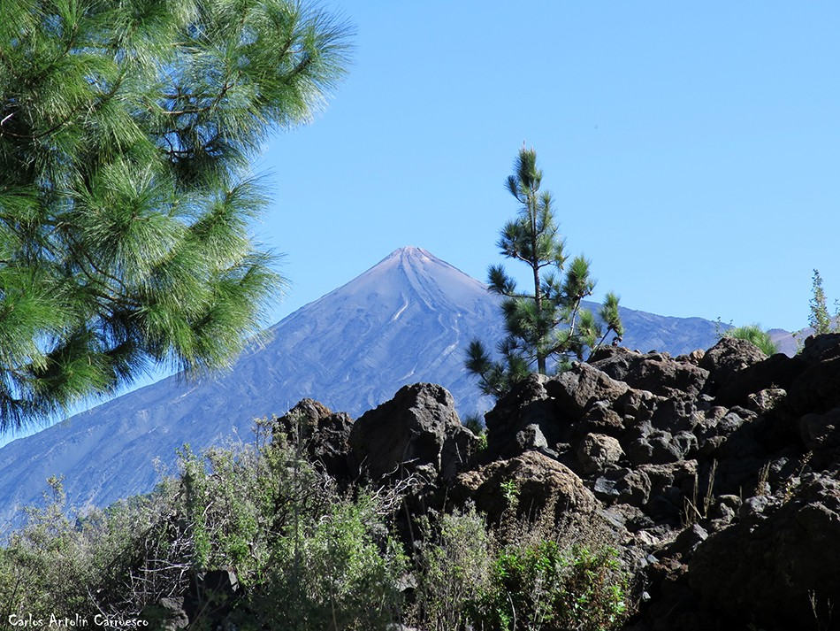 Chinyero - Teide - Tenerife